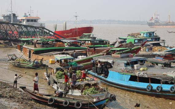 Yangon cycling tours uncharted horizons myanmar yangon wild west altavistaventures Image collections